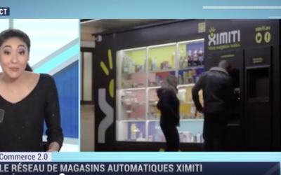 BFM BUSINESS : Le réseau de magasins Ximiti prévoit de nouvelles ouvertures